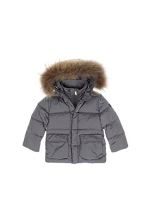 Il gufo - padded jacket with hood