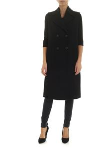 Dondup - Black sleeveless coat
