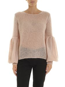 Dondup - Tricot pullover in pink