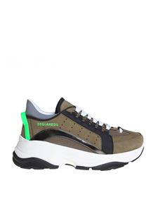 Dsquared2 - Sneakers Bumpy 551 in nabuk