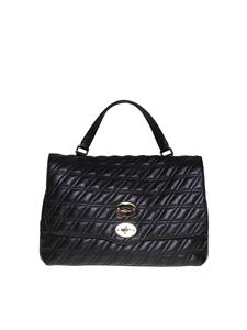 Zanellato - Postina M bag in black Zeta Line