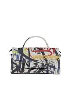 Zanellato - Nina S bag in multicolor Graffiti Line