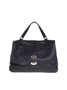 Zanellato - Postina M bag in black Archè Line