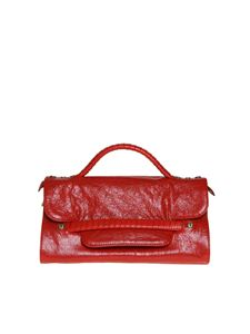 Zanellato - Nina S Bag Lustro line in red