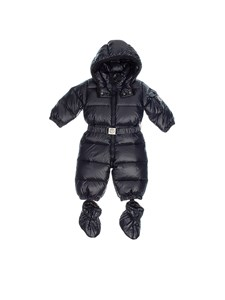 Moncler Jr - Amandes snow suit