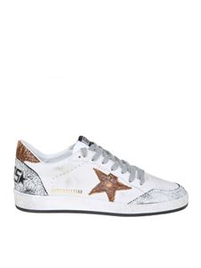 Golden Goose Deluxe Brand - Ball Star sneakers with crackle details