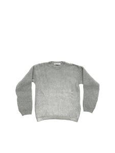 Dondup - Pullover in gray and silver