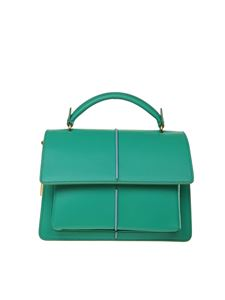 Marni - Attaché handbag in green
