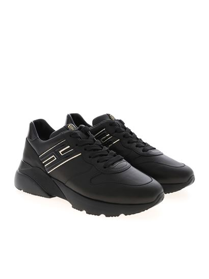 Hogan - Sneakers Active One H385 nere