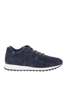 Hogan - Sneakers H383 blu
