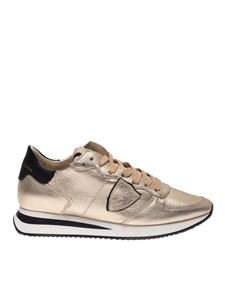 Philippe Model - Trpx sneakers in gold