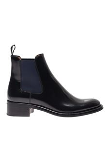 Church's - Monmouth chelsea in black