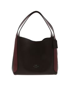 Coach - Hadley bag in wine color