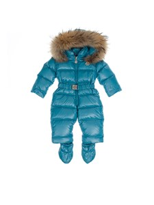 "Moncler Jr - ""onesie"" padded suit"