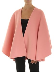 Ermanno Scervino - Pink cloth cape