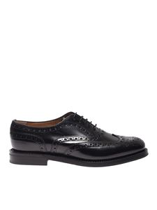 Church's - Burwood Wg Oxford shoes in black