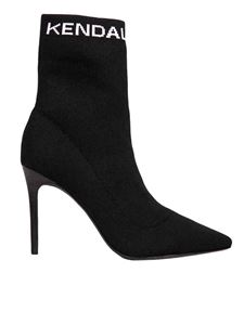 Kendall + Kylie - Miranda ankle boots in black