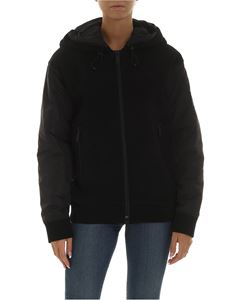 Dsquared2 - Ski jacket with hood in black