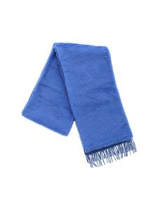 Max Mara - Allegra scarf in electric blue color