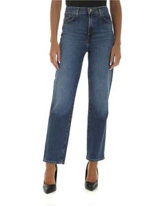 J Brand - Metropole jeans in blue color