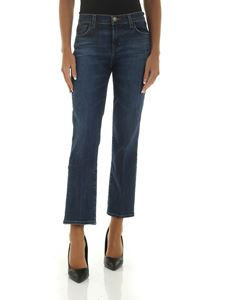 J Brand - Arcade jeans faded-effect in blue color