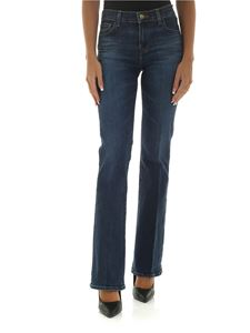 J Brand - Blue flared jeans