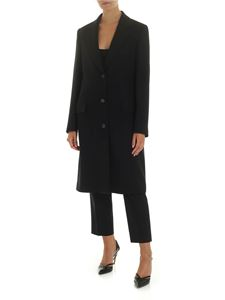 Paul Smith - Black wool coat