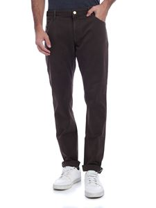 PT05 - Soul trousers in brown