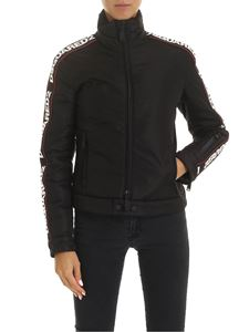 Dsquared2 - Branded bands down jacket in black