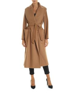 Max Mara - Gufo coat in camel color