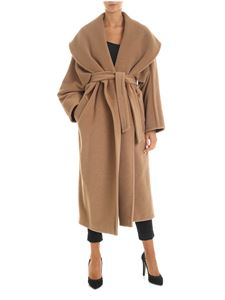 Max Mara - Fretty coat in camel color