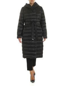 Max Mara - Novelu down jacket in black