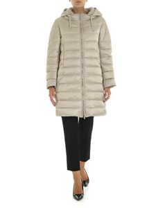 Max Mara - Max Mara The Cube Noveca down jacket in beige