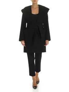 Max Mara - 3Rialto coat in black