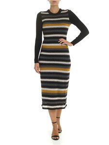 M Missoni - Long knitted dress
