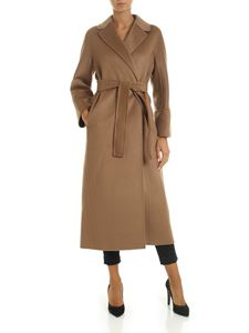 S Max Mara - Aronalu coat in brown