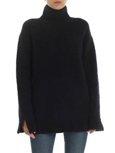 S Max Mara - Opaque pullover in blue
