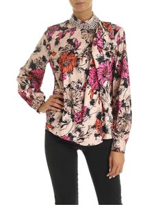 Pinko - Innuendo blouse in pink