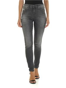 Diesel - Slandy jeans in gray