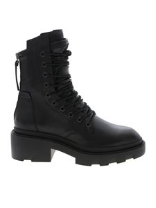 Ash - Madness ankle boots in black