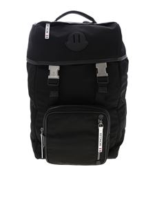 Moncler - Chute backpack in black