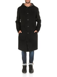 Fendi - Reversible FF coat
