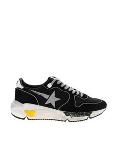 Golden Goose Deluxe Brand - Running Sole sneakers in black