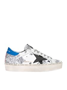 Golden Goose Deluxe Brand - Hi Star sneakers in printed leather