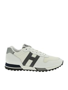 Hogan - Sneakers H383 bianche