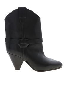 Isabel Marant - Deane ankle boots in black