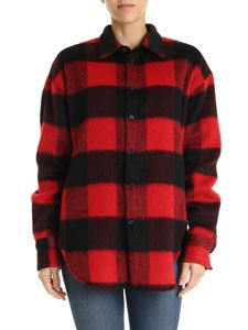 Dsquared2 - Red and black checked shirt