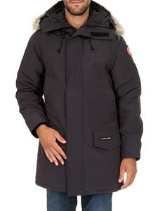 Canada Goose - Langford down jacket in navy blue