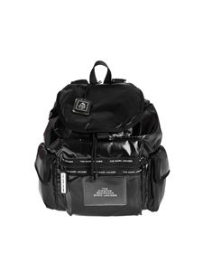 Marc Jacobs  - The Ripstop backpack in glossy black