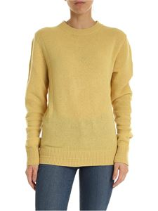 Marc Jacobs  - Runway Marc Jacobs pullover in yellow